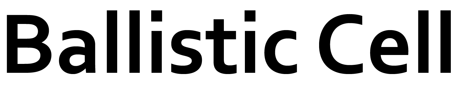 Ballistic Cell logo